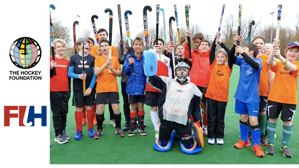 International Hockey Federation call for equipment donations to help development of sport