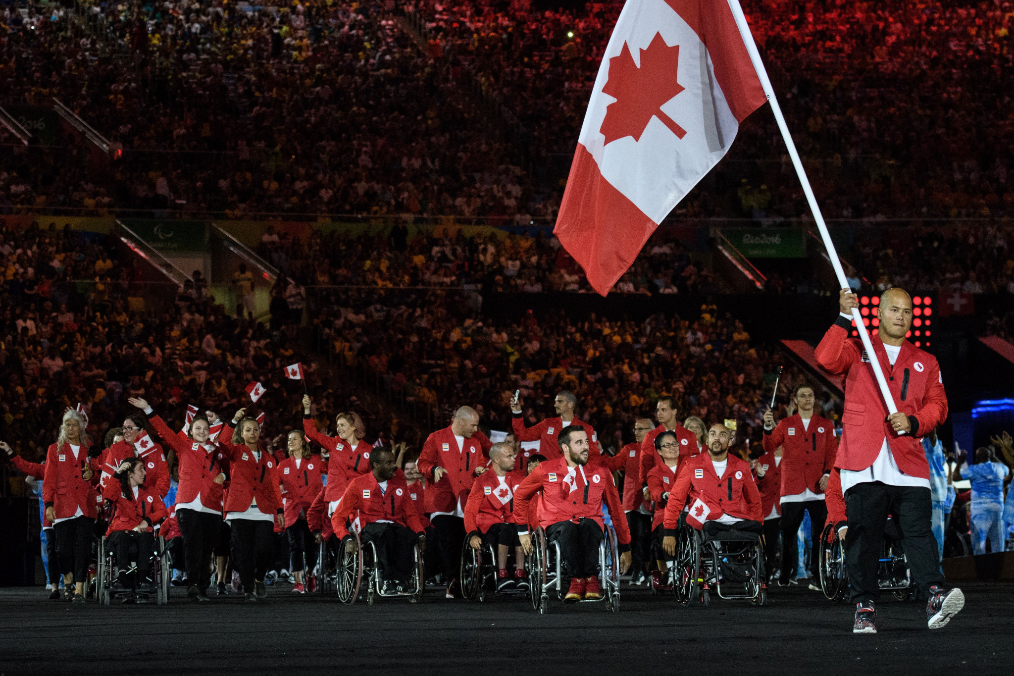 Stephanie Dixon will lead the Canadian team at the 2020 Paralympic Games in Tokyo and at the Lima 2019 Parapan American Games ©Getty Images