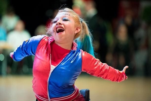 Ukraine performers ready to shine as World Para Dance Sport season opens in the Netherlands