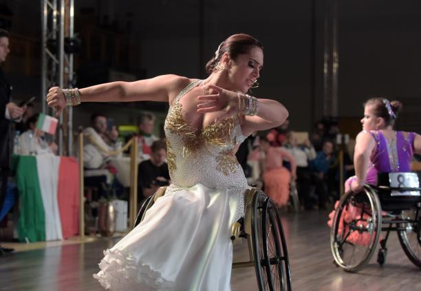 Ukraine's multiple world champion Olena Chynka is expected to make a big impact when this season's World Para Dance Sport season gets underway with its first competition in Cujik, The Netherlands ©World  Para Dance Sport