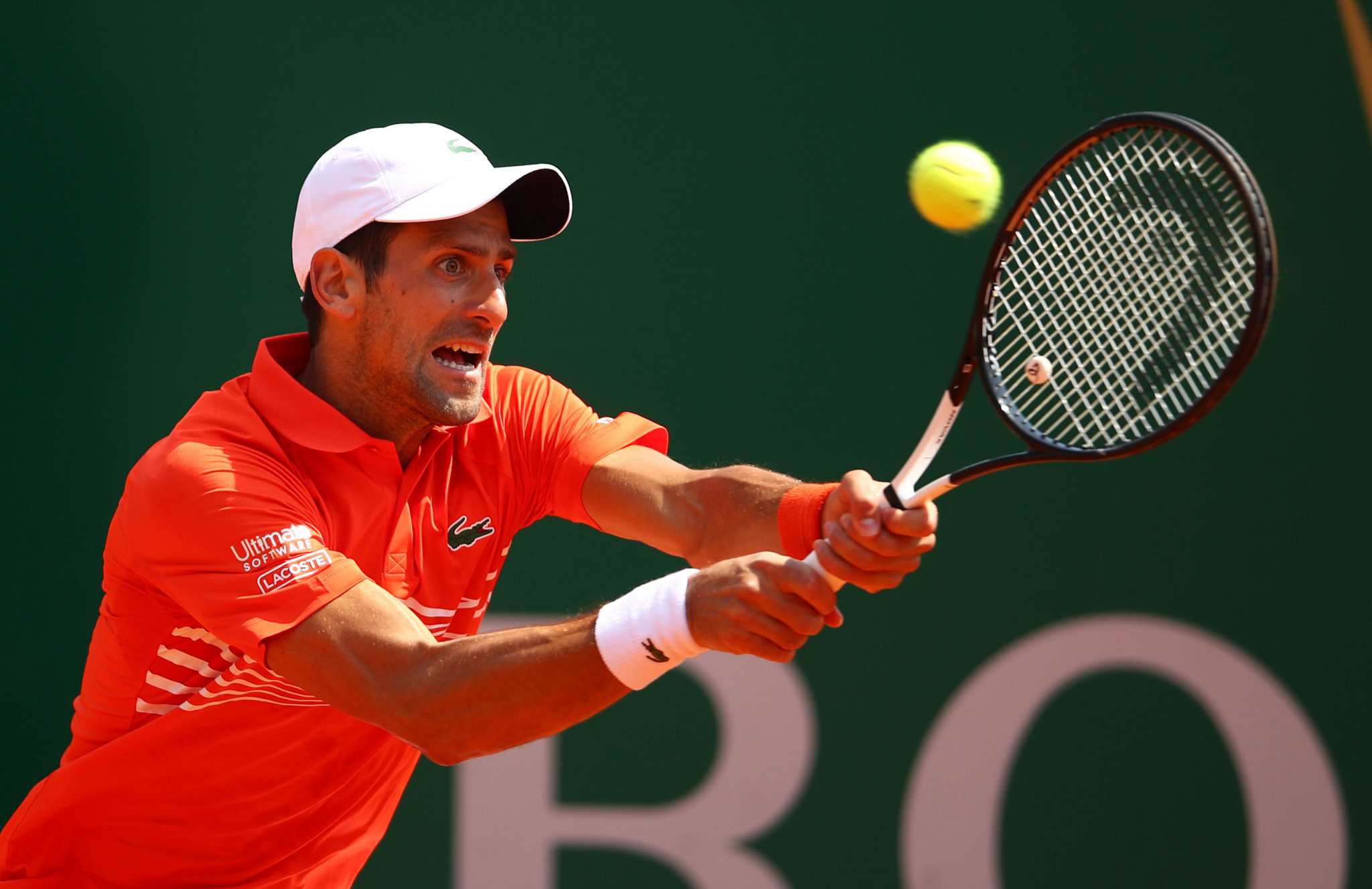 World number one Djokovic eases into Monte-Carlo Masters quarter-final