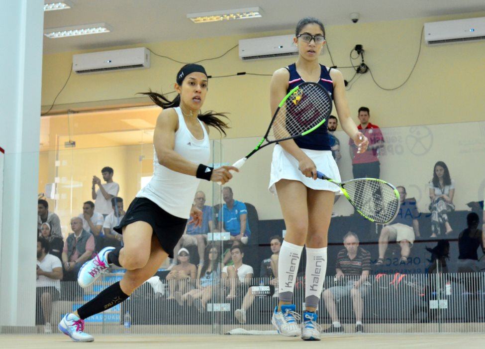 David sets up clash with defending champion El Welily at El Gouna International