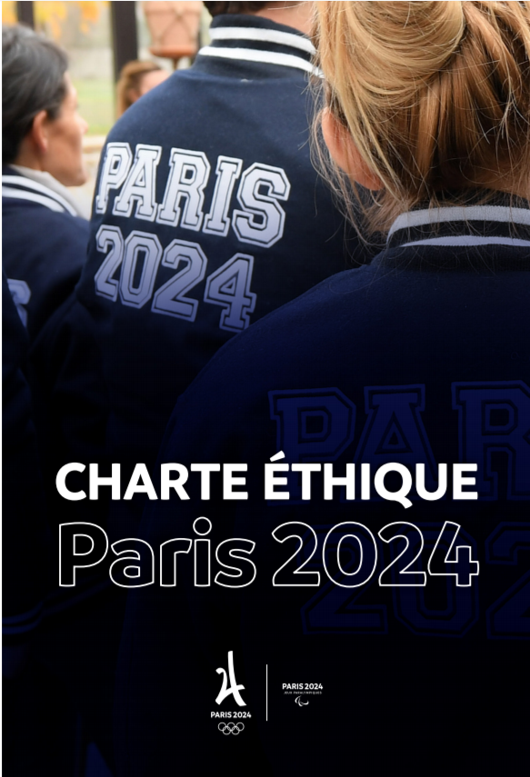 "Paris 2024 has released its Code of Ethics with the Organising Committee expressing its desire to impose the ""highest ethical standards and transparency"" for delivering exemplary Olympic and Paralympic Games ©Paris 2024"