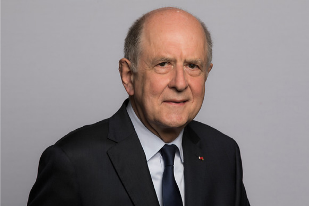 Jean-Marc Sauvé is the President of the Paris 2024 Ethics Committee ©Paris 2024
