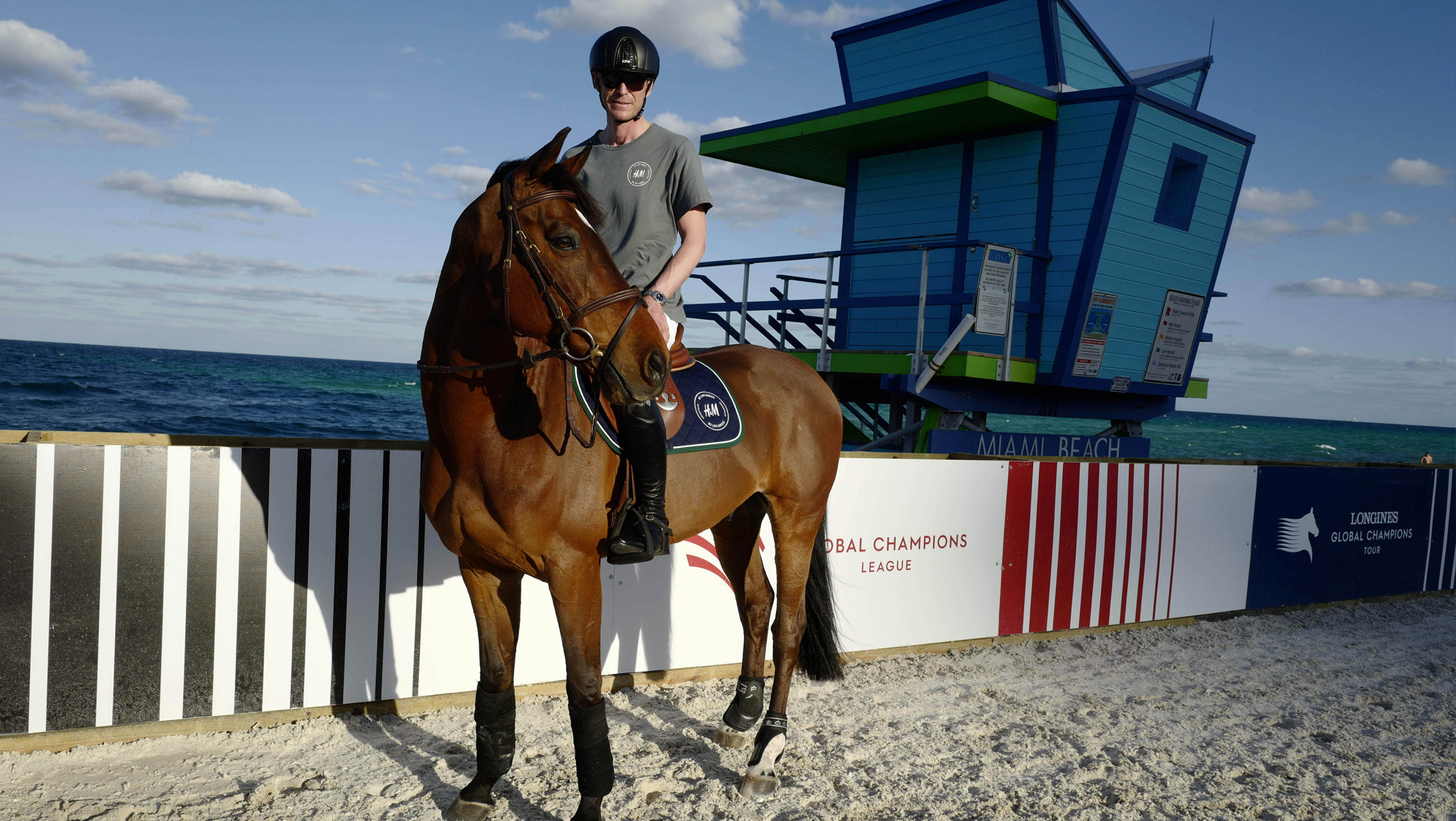 Guery searching for another win with horse power aplenty at Longines Global Champions Tour event in Miami Beach