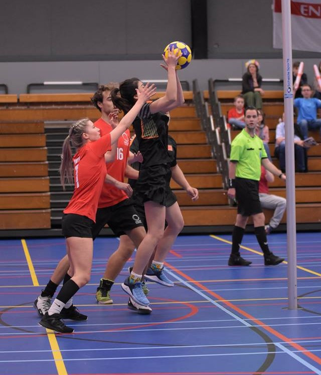 The first Under-19 World Korfball Championship began in the Netherlands today ©IKF