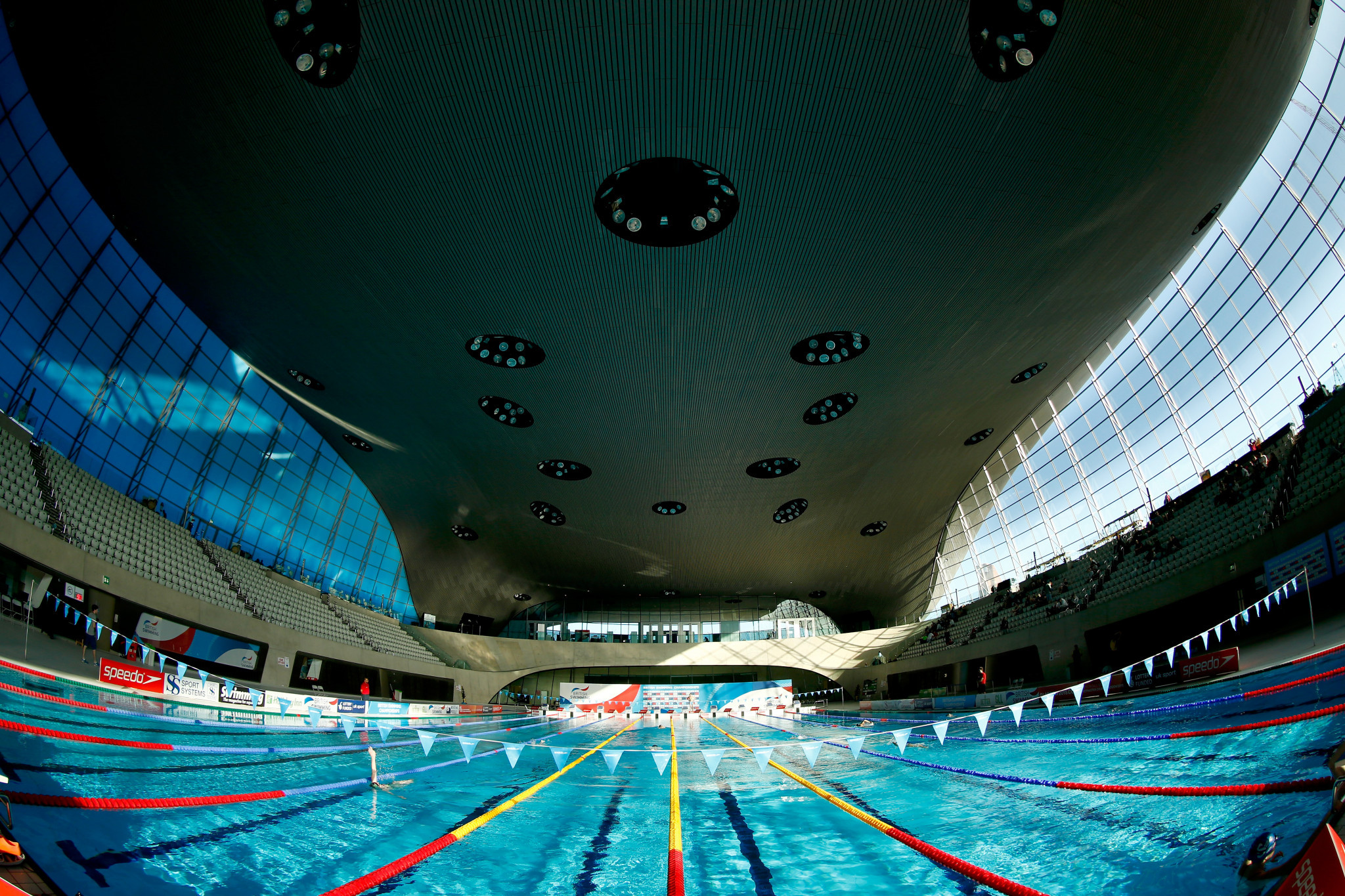 The London Aquatics Centre will play host to the 2019 World Para Swimming Championships ©Getty Images