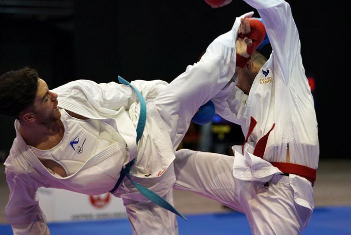 Turkey's karate stars shine at WKF Karate1-Premier League in Rabat