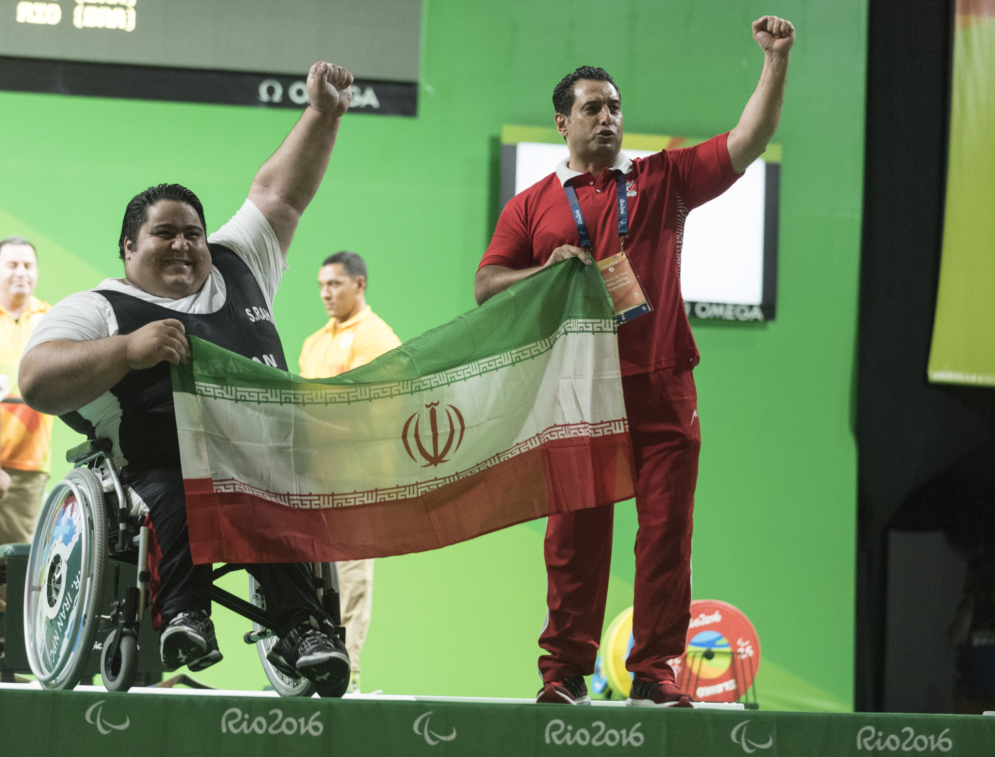 Olympic gold medallist appointed head coach of Iranian Para powerlifting team