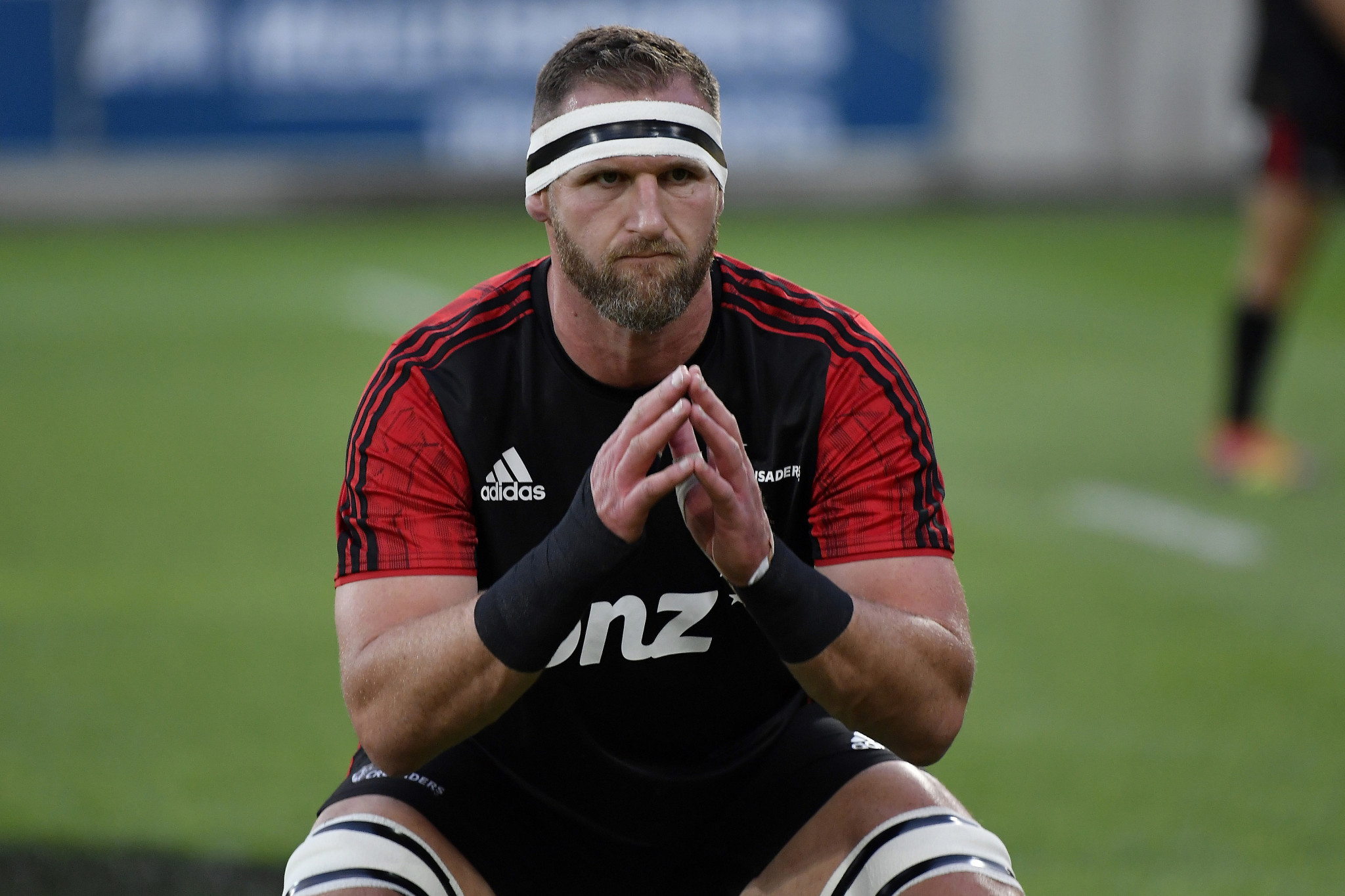 New Zealand captain Kieran Read represents Crusaders in Super Rugby ©Getty Images