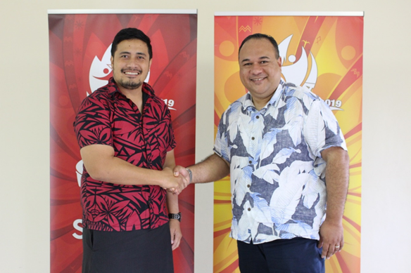 Samoa 2019 appoints host broadcaster for Pacific Games