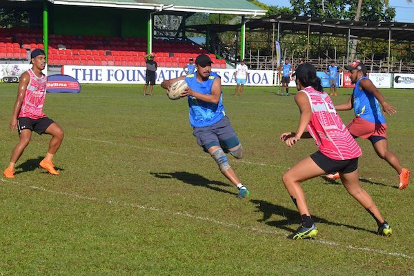 Samoa 2019 have been holding test events prior to the Games ©Samoa 2019