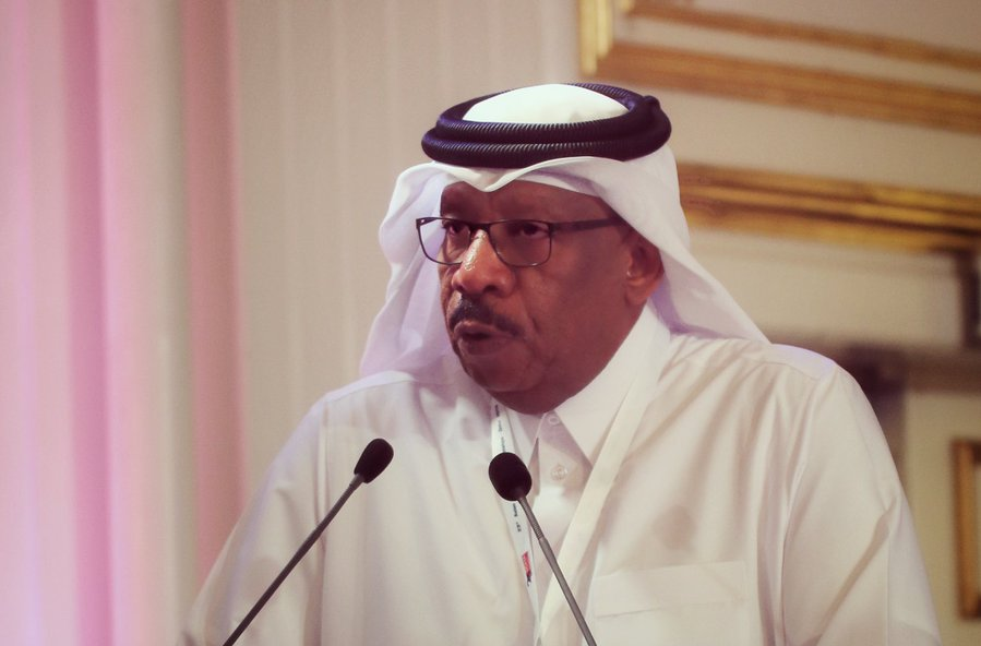 Asian Athletics Association President Dahlan Al Hamad has been re-elected ©Asian Athletics Association