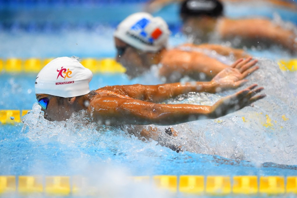 Ikee clocks second world junior record to finish Tokyo FINA World Cup event in style