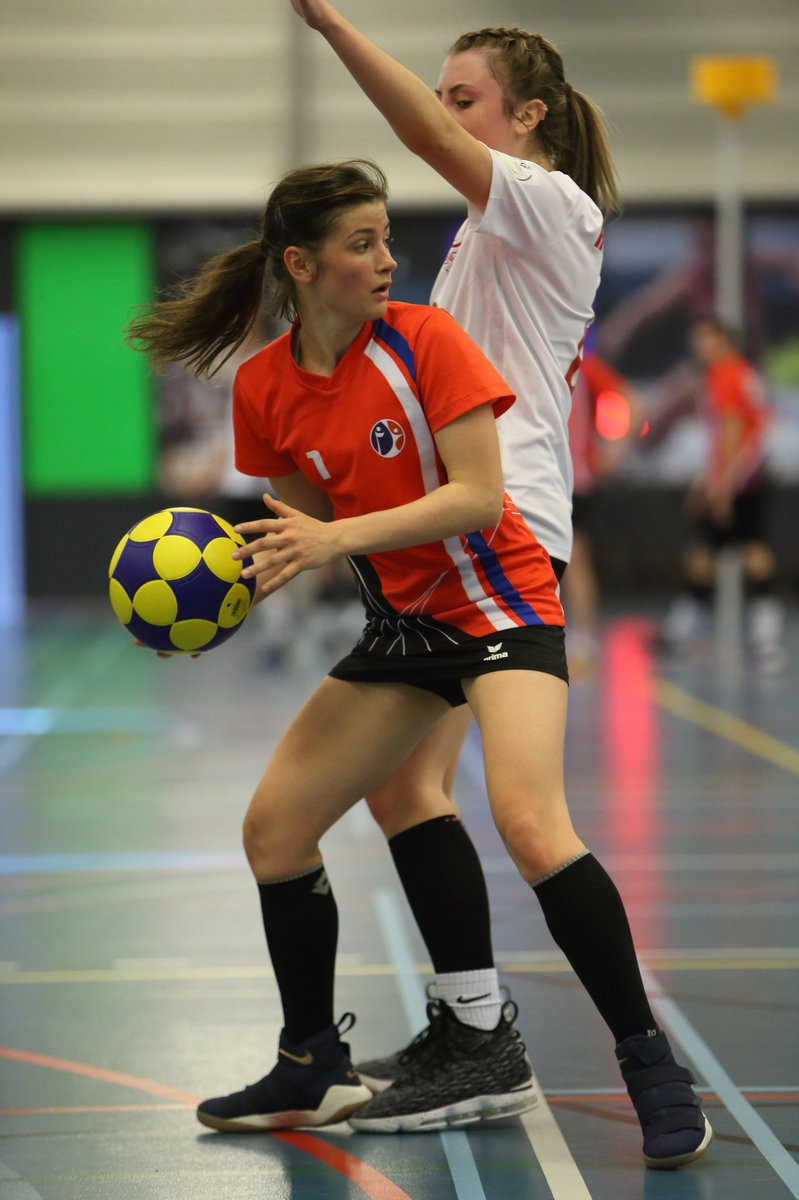 Hosts the Netherlands will Belgium in the final of the first Under-19 World Korfball Championship ©IKF/Twitter