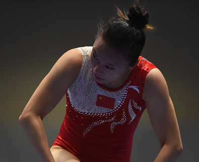 Yudin and Zhu top qualification standings at FIG Trampoline World Cup in Minsk