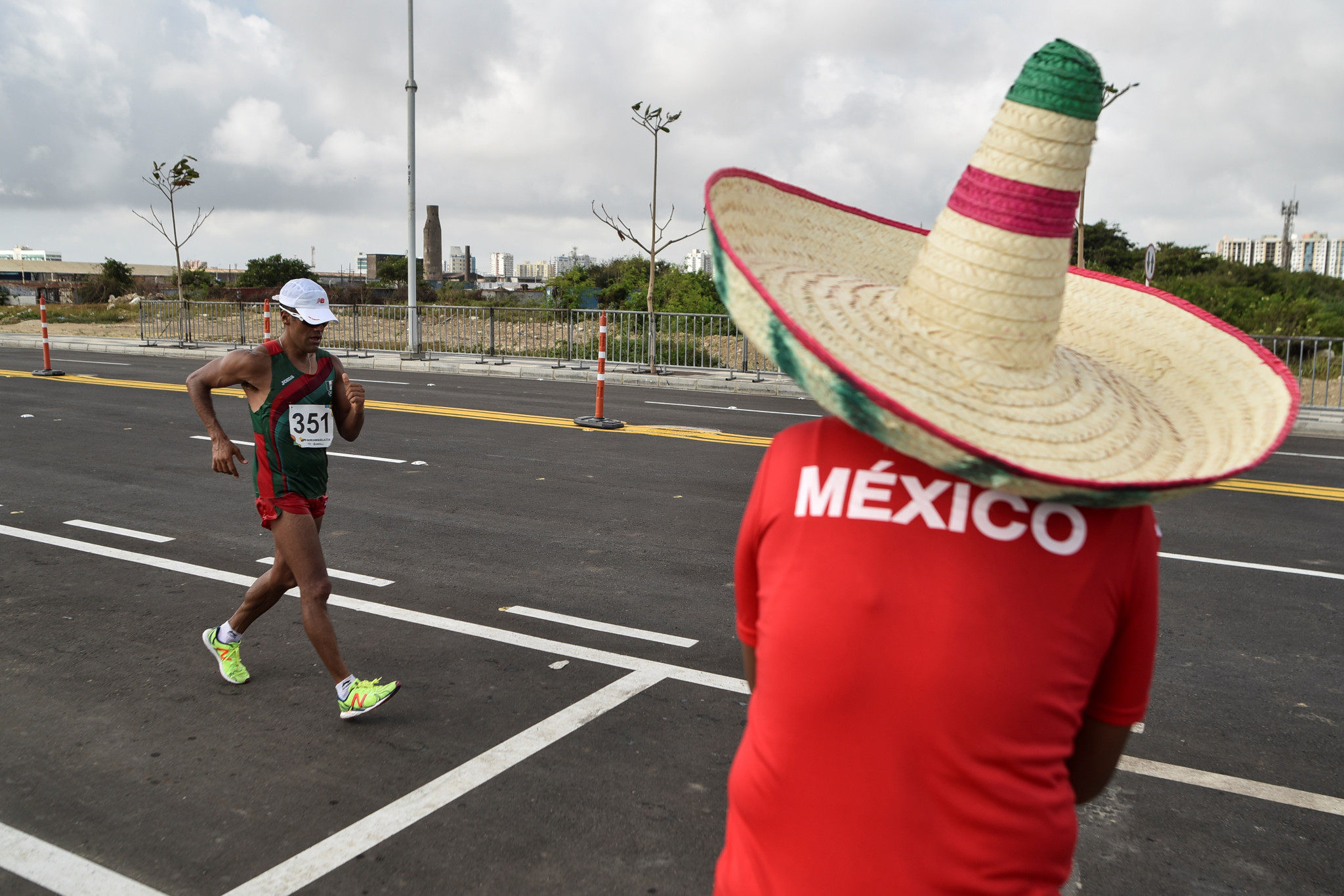 Sánchez delights Mexican home crowd with Pan American Race Walking Cup victory