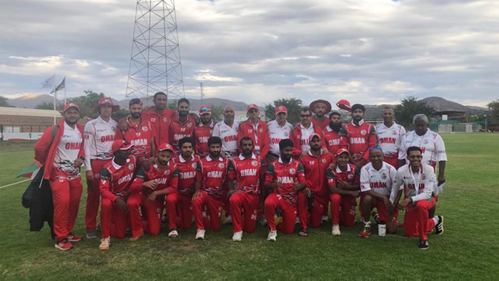 Oman lead ICC World Cricket League Division Two with two victories