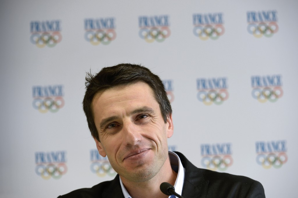 Estanguet rules out Paris Olympic Games in 2028
