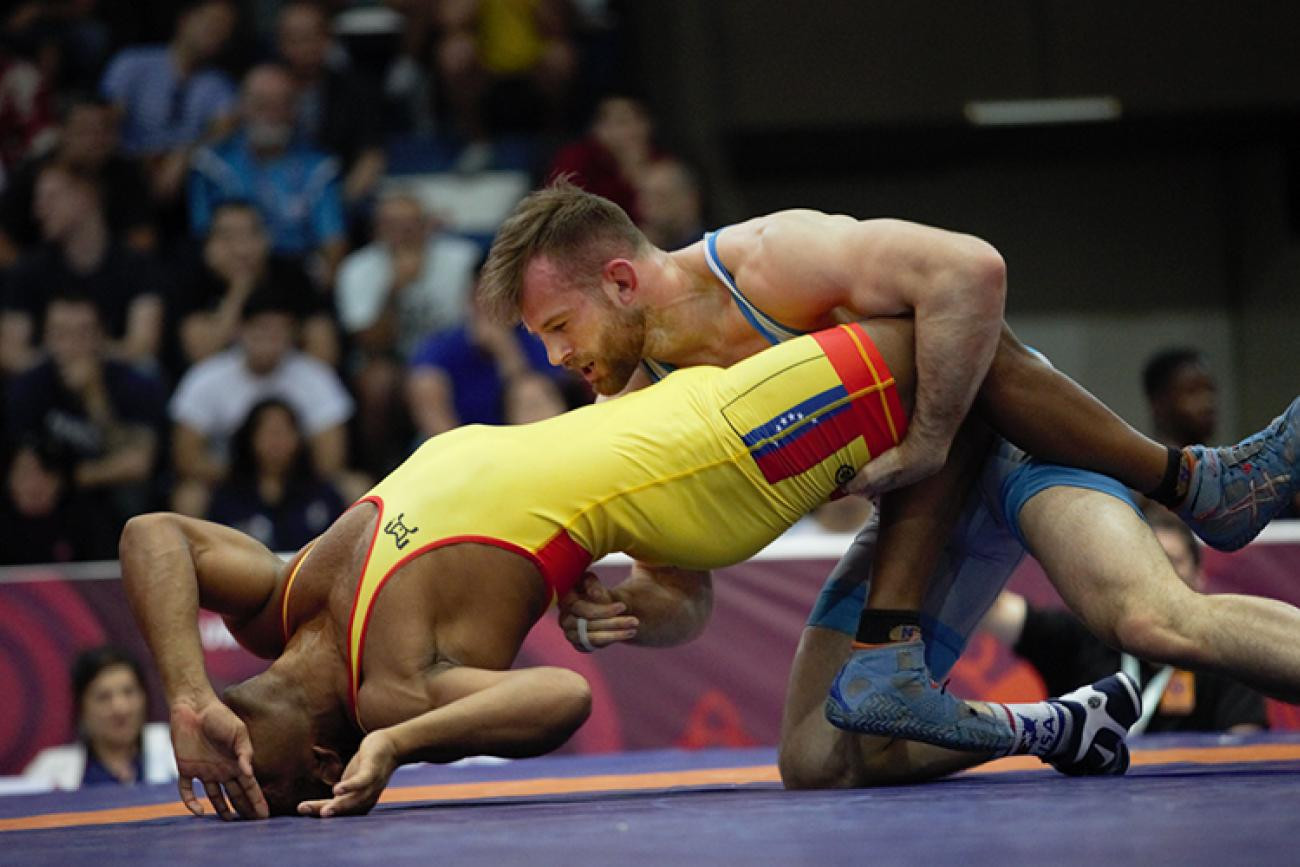 United States' men's freestyle team become first side in history to win every title at Pan American Wrestling Championships