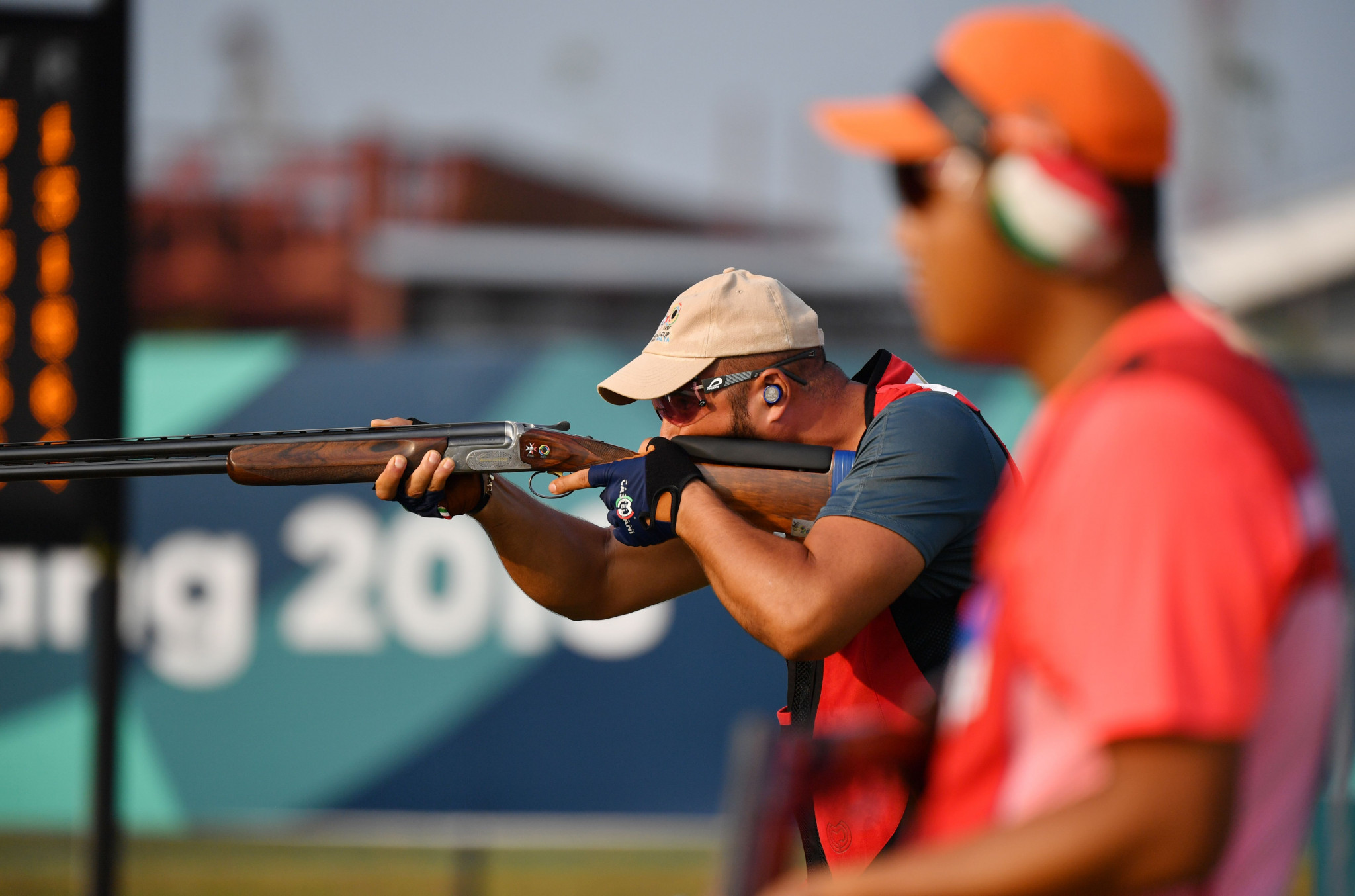 A new event format for mixed team competitions will be trialled at the ISSF Rifle and Pistol World Cup in Beijing ©Getty Images