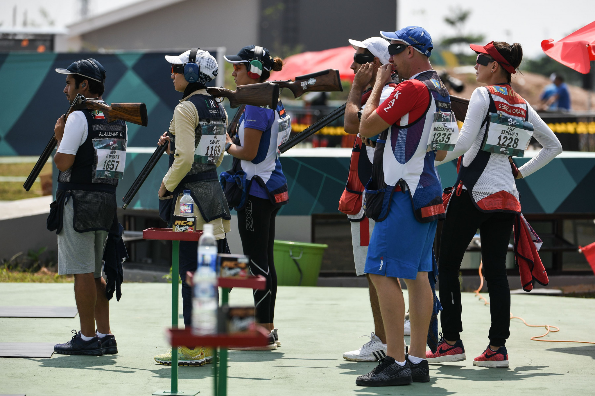 In a statement, the ISSF said the change had been made because the previous format led to a