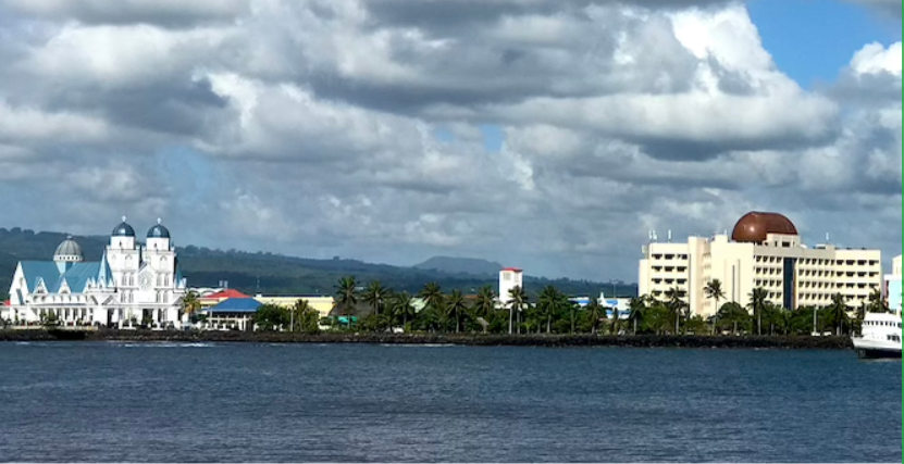 Apia is set to play host to the 2019 Pacific Games from July 7 to 20 ©Samoa 2019