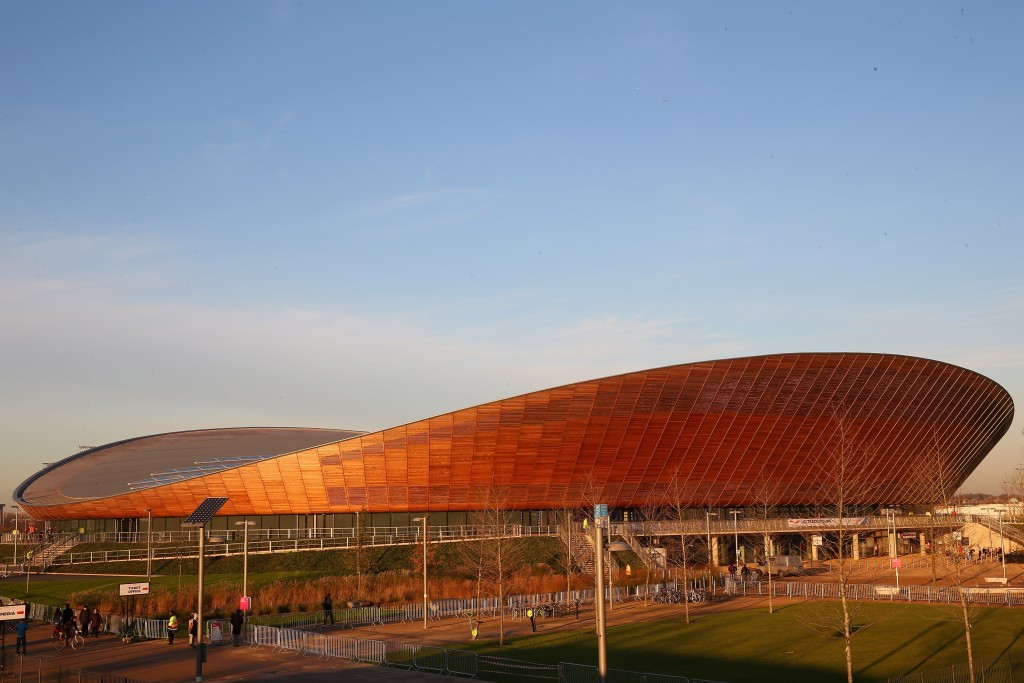 Track cycling competition is set to take place at Lee Valley VeloPark in London during the Birmingham 2022 Commonwealth Games ©Getty Images