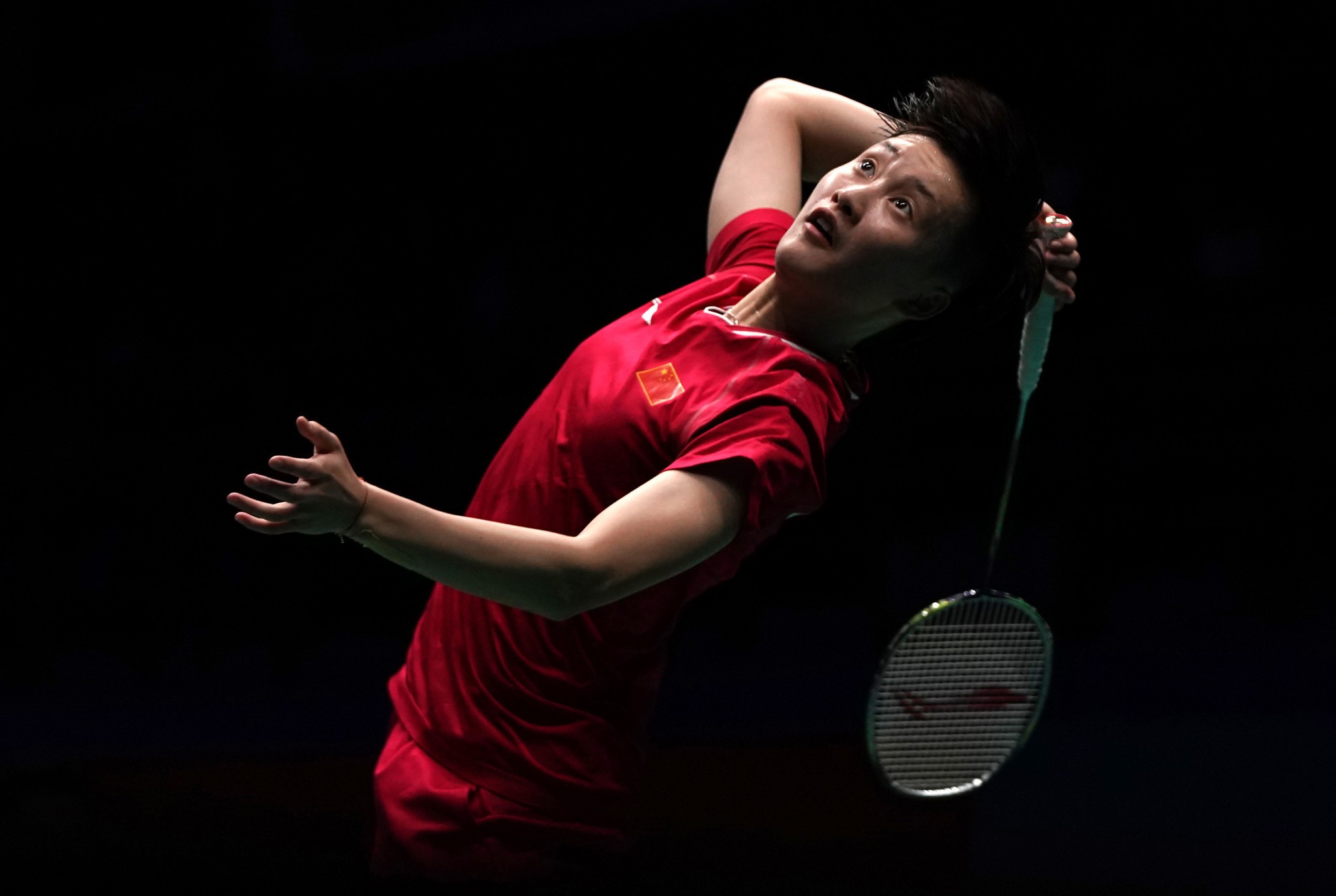 China's Chen Yufei is the women's singles top seed ©Getty Images