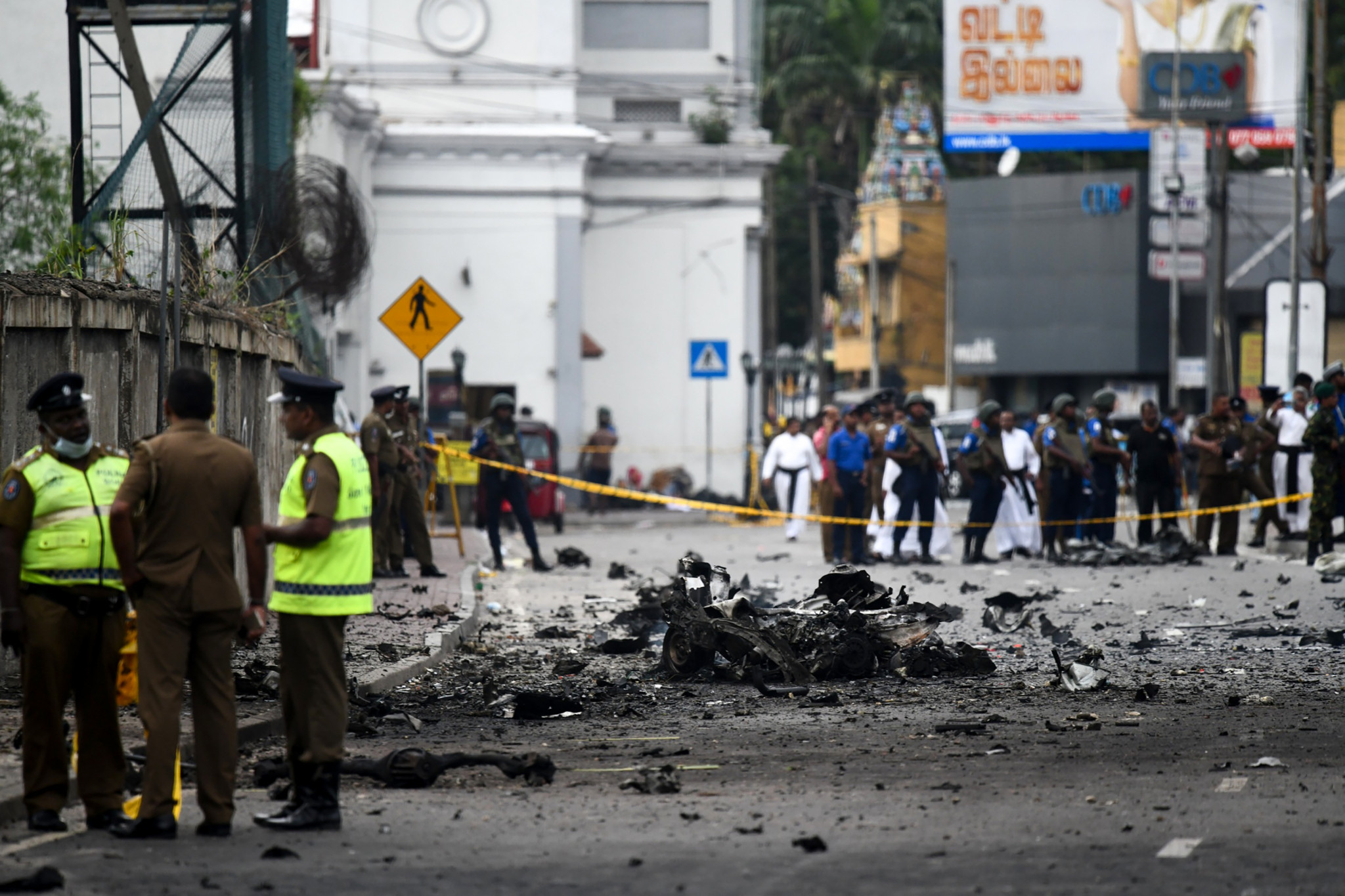 Olympic Council of Asia President expresses shock and grief over Sri Lanka attacks