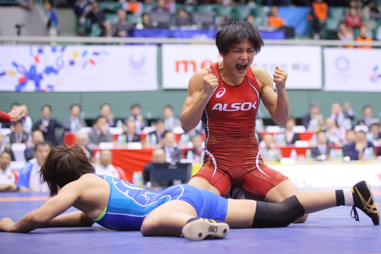 Japanese legend Icho aiming to re-claim title at Asian Wrestling Championships in first event since Rio 2016