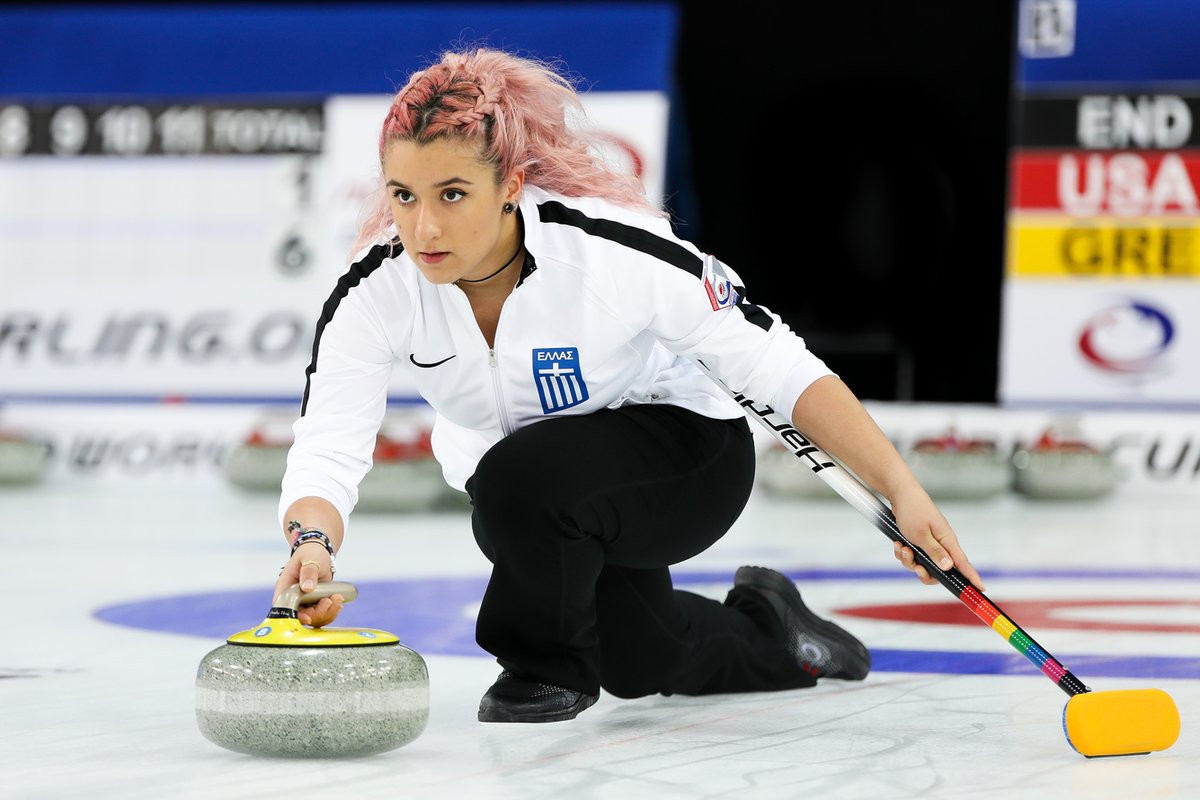 United States maintain perfect record at World Mixed Doubles Curling Championship
