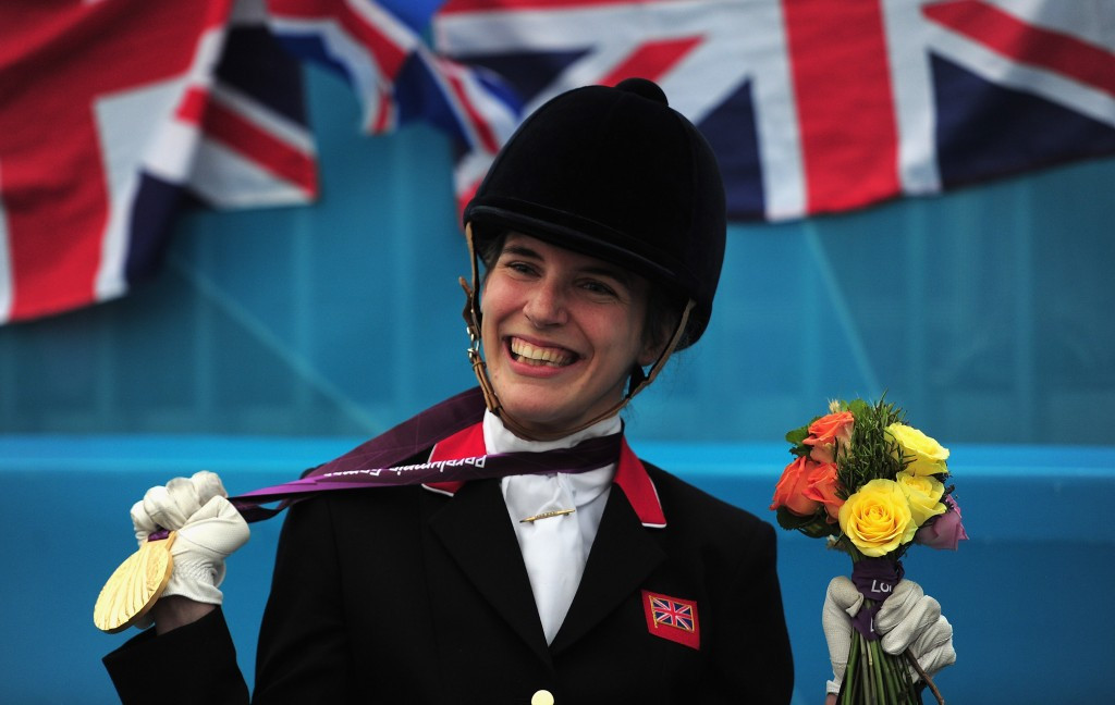 British five-times Paralympic champion wins Women of the Future award