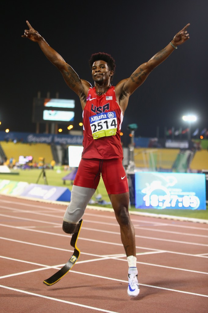 Browne makes it a gold medal and world record double with 200m success in Doha