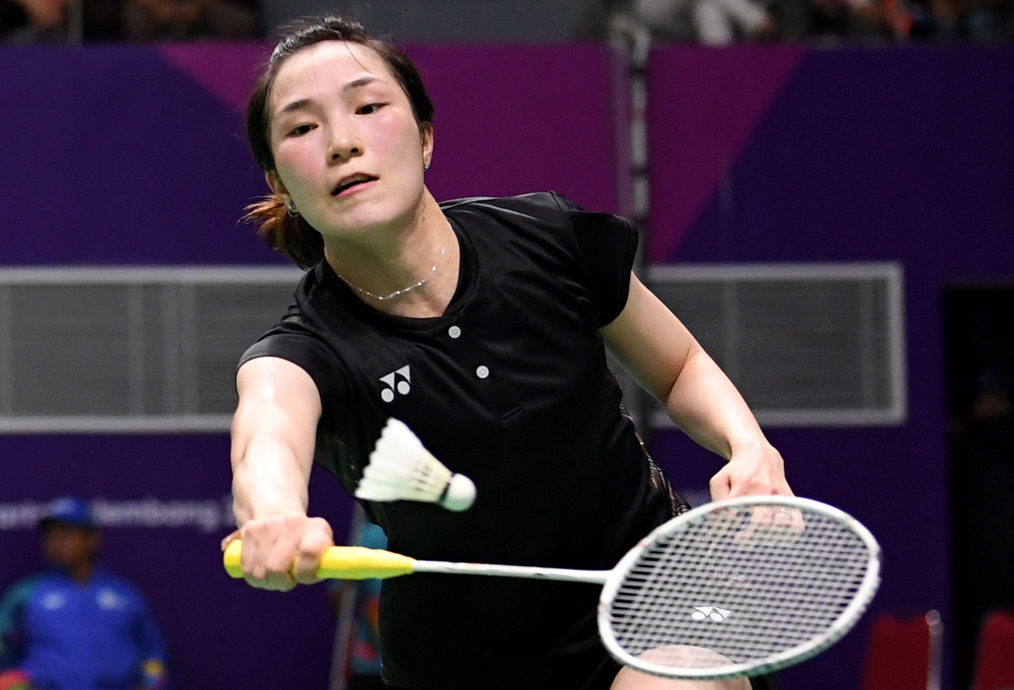 Vietnam's Thi Trang Vu will play top seed Chen Yufei of China in the first round of the women's singles draw ©Getty Images