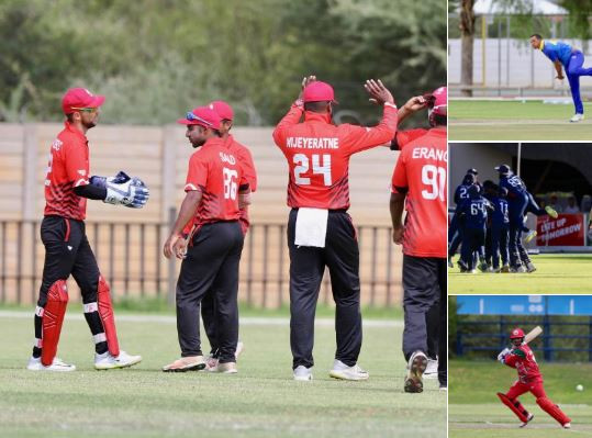 Oman extend perfect record in ICC World Cricket League Division Two in Namibia
