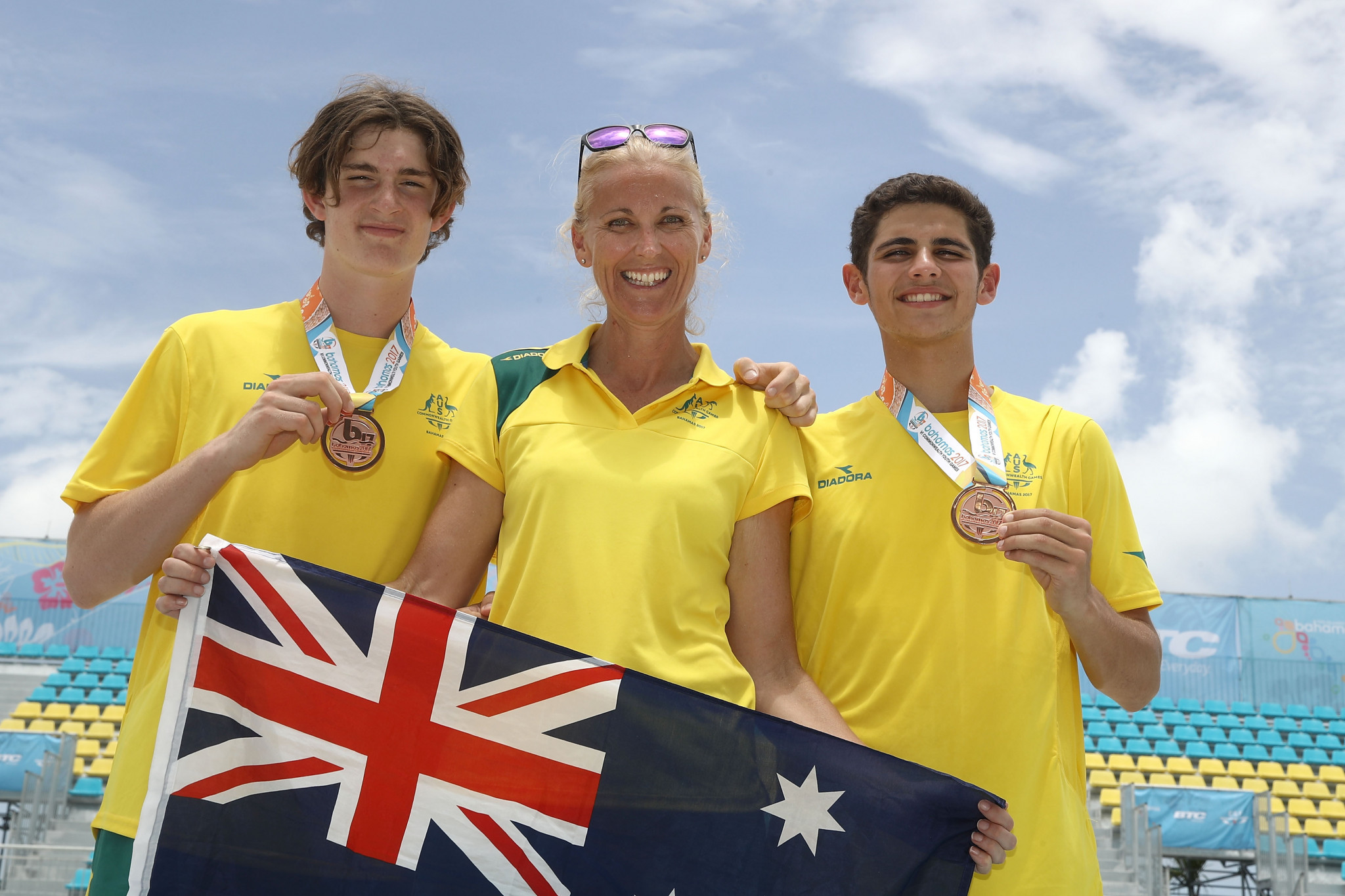 Australian beach volleyball legend Pottharst named special guest for PNG Sports Awards