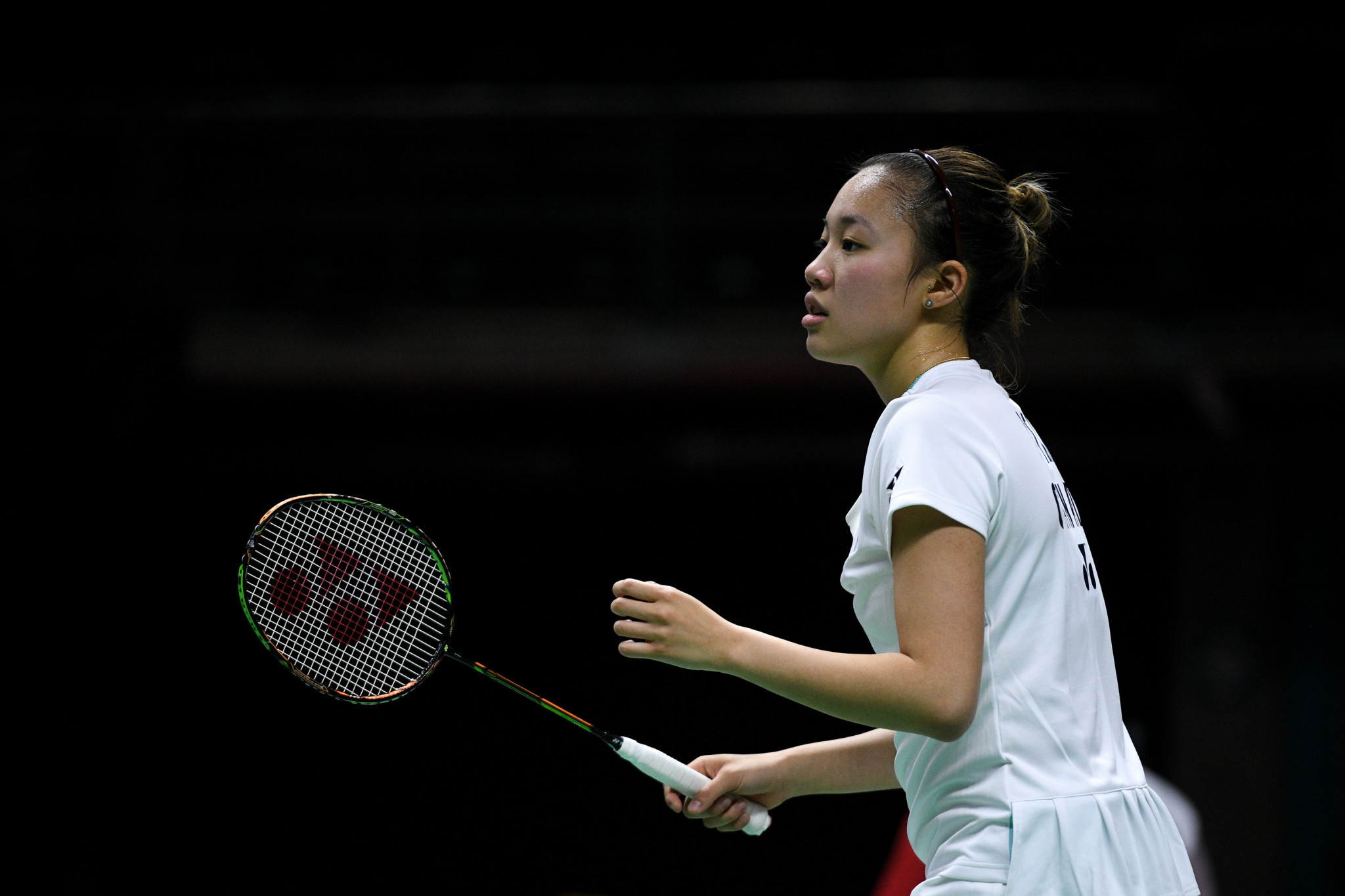 Brittney Tam is among the favourites in the women's singles ©Getty Images