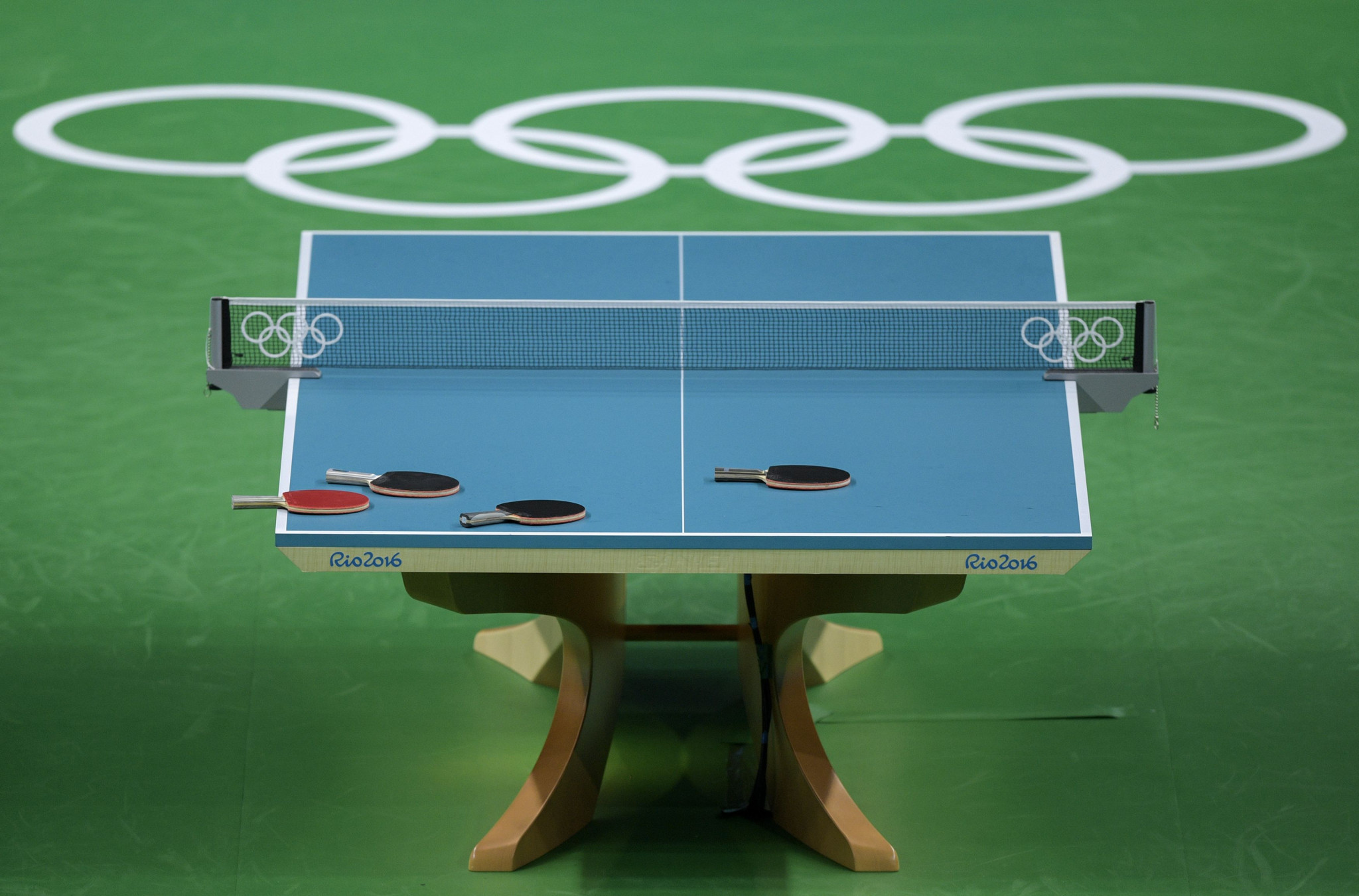 Different colour rubbers to be permitted in table tennis after Tokyo 2020