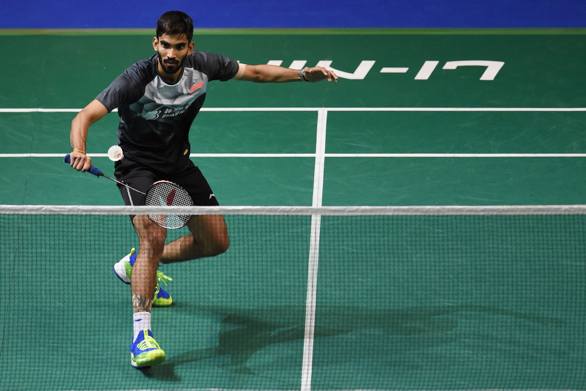 Fifth seed Kidambi suffers shock elimination in first round of Badminton Asia Championships