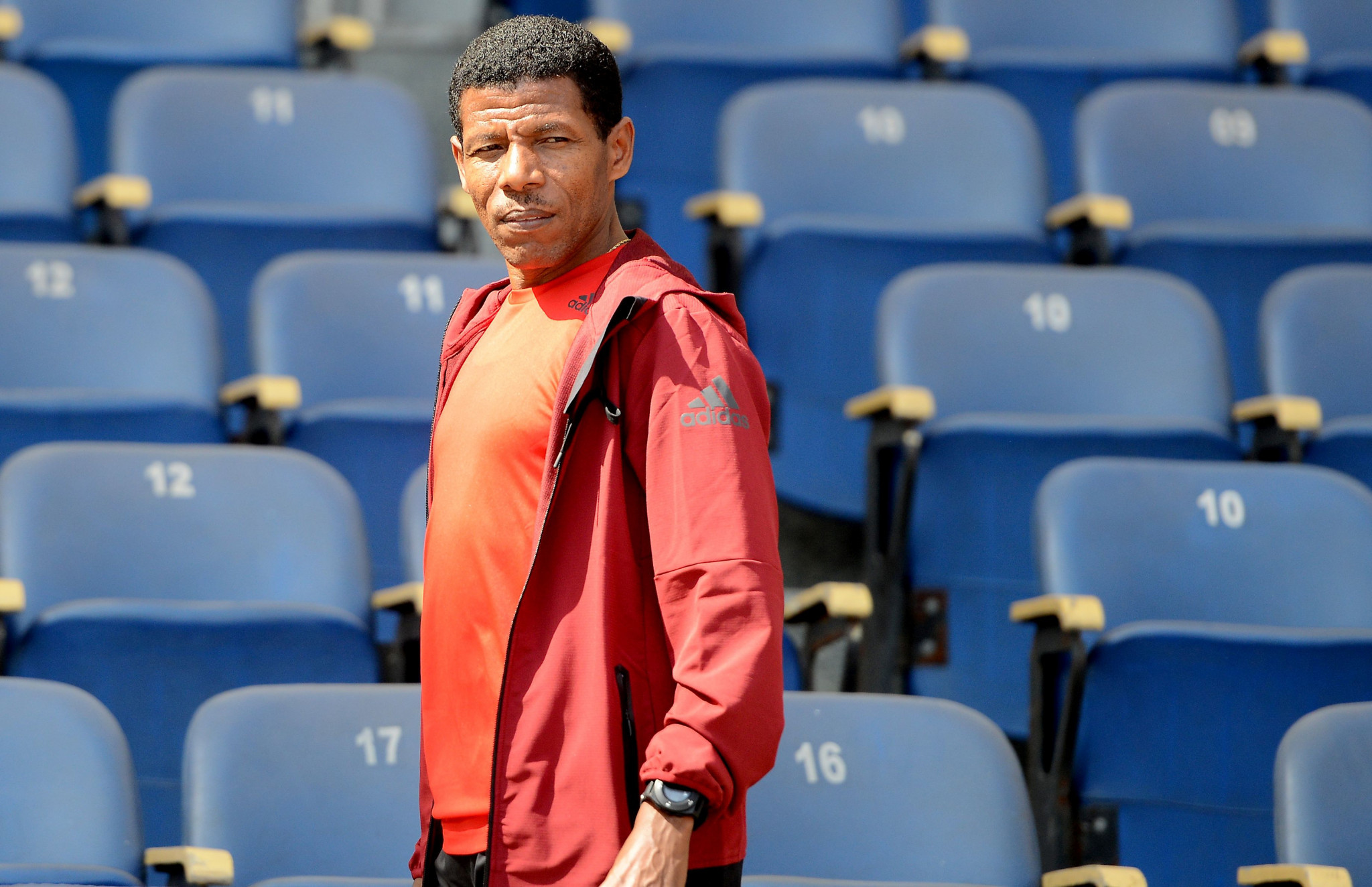 Haile Gebrselassie launched a scathing response to allegations made by Mo Farah ©Getty Images