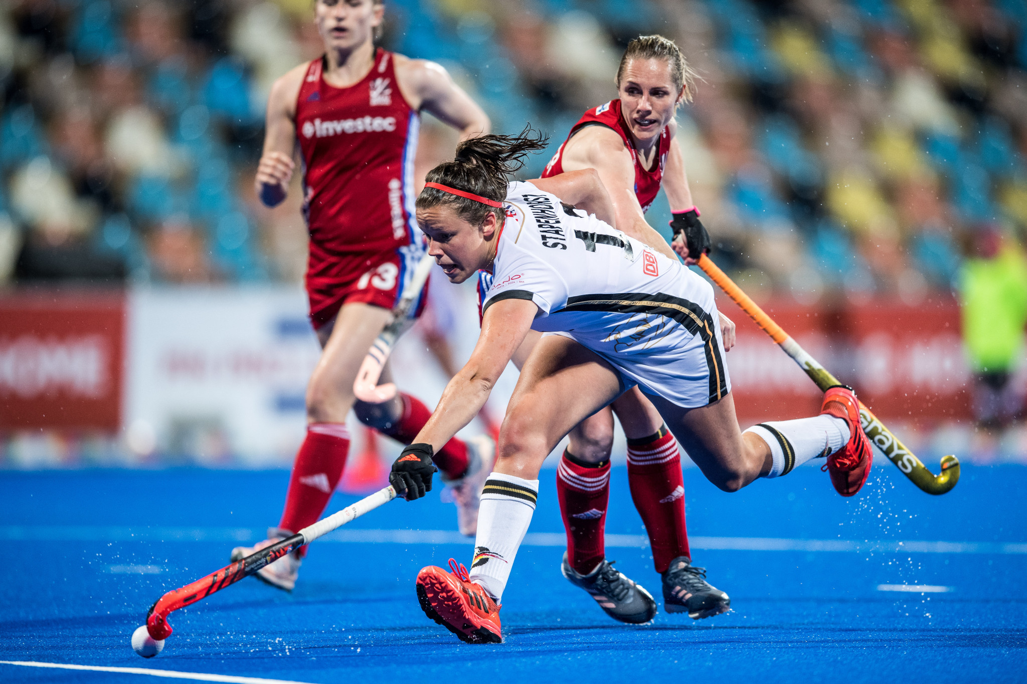 Germany strike twice to defeat Britain in FIH Pro League