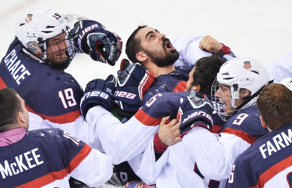 United States claim Ice Sledge Hockey World Championships crown on home soil