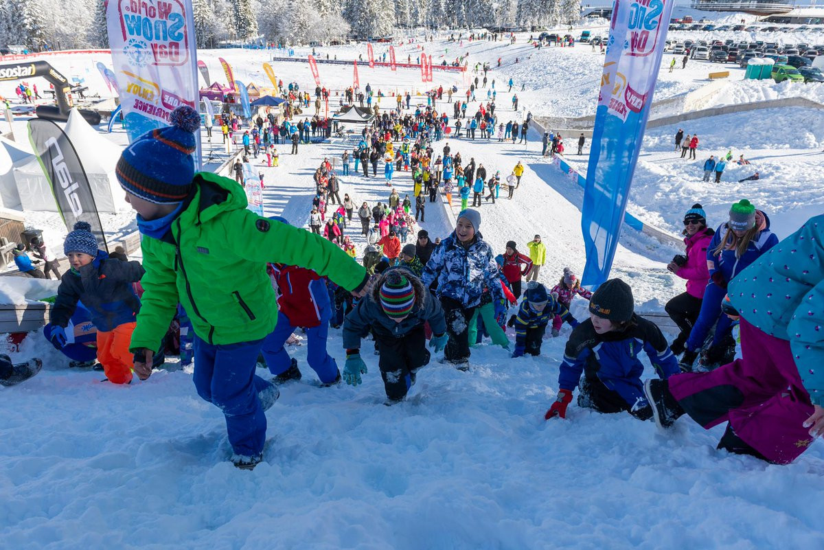 More than 300,000 participate in 2019 World Snow Day
