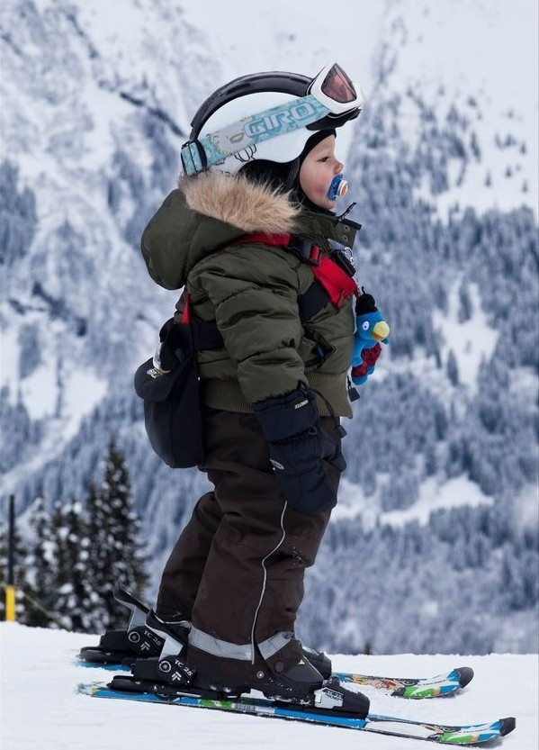 World Snow Day aims to give children the chance to experience snow ©World Snow Day