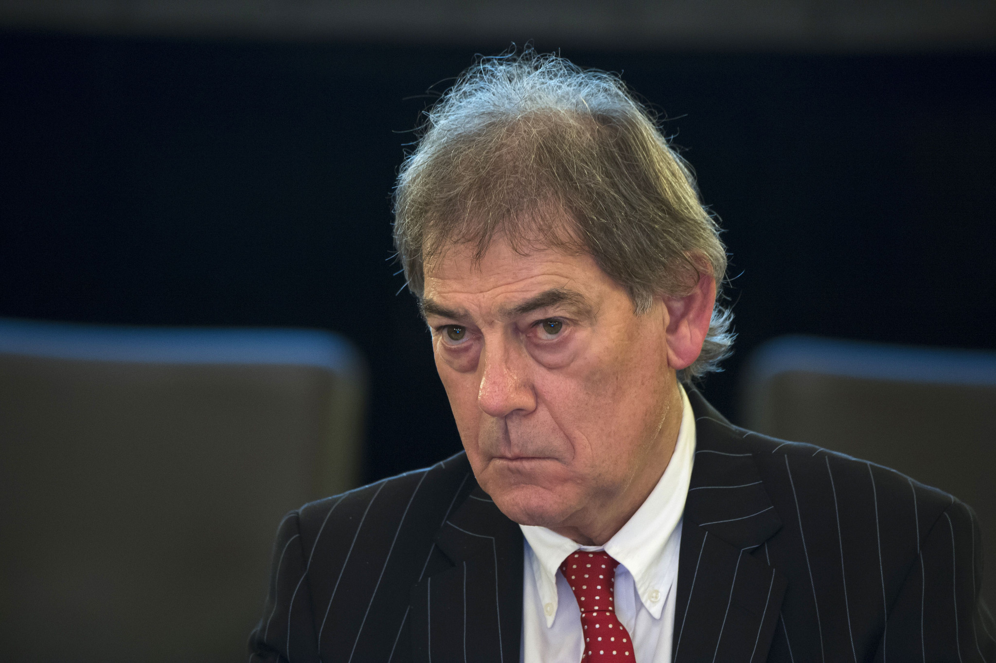 AIU chair David Howman criticised a lack of innovation in testing in a speech last week ©Getty Images