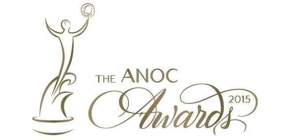 Continental Games stars honoured at stunning second edition of ANOC Awards