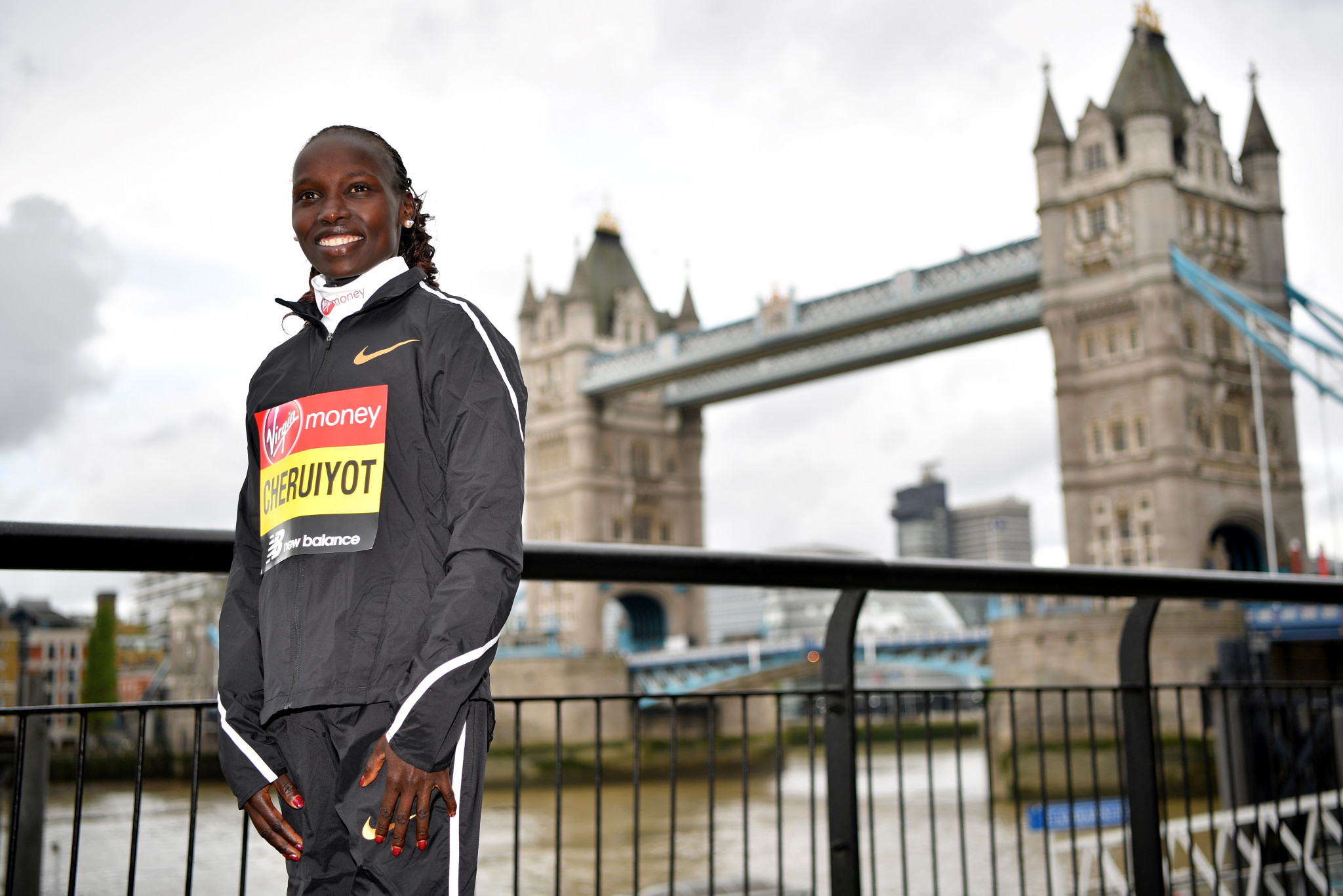 Cheruiyot targets personal best as Kenyan prepares for London Marathon title defence