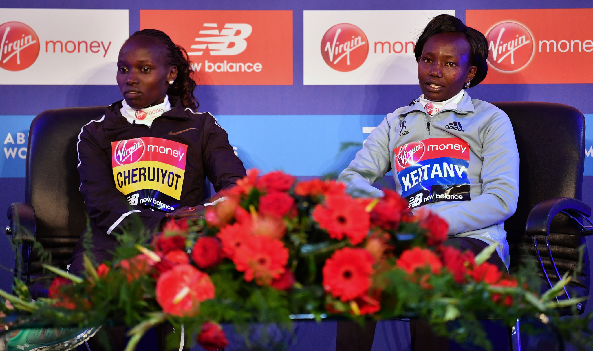 Mary Keitany is hoping to claim a record-equalling fourth London Marathon title ©Getty Images