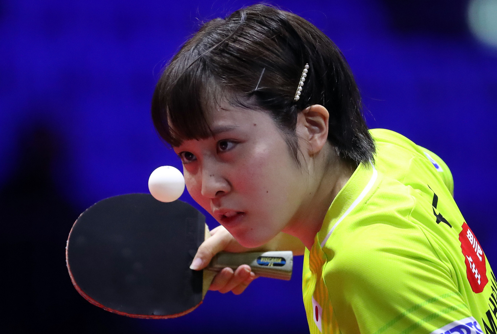 Ding Ning remains on course to win her third straight title ©Getty Images